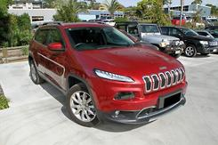 2014 Jeep Cherokee Limited Auto 4x4 Automatic