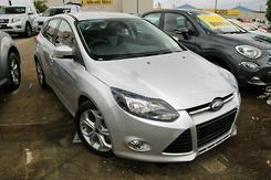2013 Ford Focus Sport LW MKII Auto Automatic
