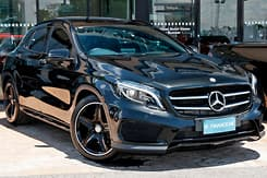 2016 Mercedes-Benz GLA250 Auto 4MATIC Automatic