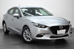 2017 Mazda 3 Maxx BN Series Auto Automatic