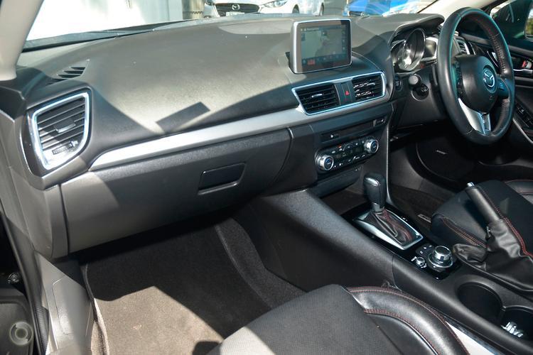 2014 Mazda 3 SP25 GT BM Series Auto