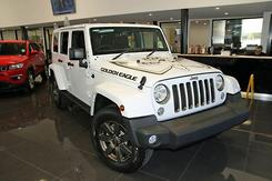 2018 Jeep Wrangler Golden Eagle Manual 4x4 MY18 Manual