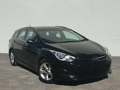 2013 Hyundai i40 Active Manual Manual