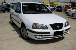 2004 Hyundai Elantra Auto MY04 Automatic