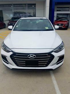 2017 Hyundai Elantra SR Turbo Auto MY18 Automatic
