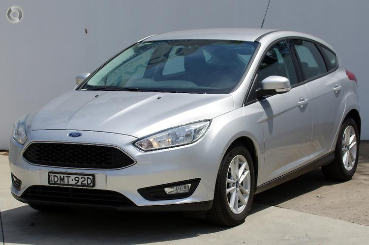 2016 Ford Focus Trend LZ Auto