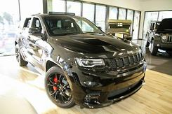 2016 Jeep Grand Cherokee SRT Auto 4x4 MY17 Automatic