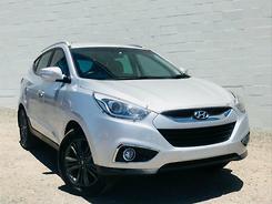 2015 Hyundai ix35 SE Auto MY15 Automatic