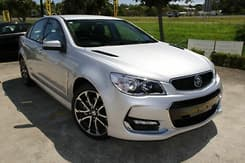 2017 Holden Commodore SS VF Series II Manual MY17 Manual