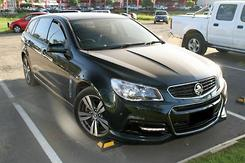 2013 Holden Commodore SS VF Auto MY14 Automatic