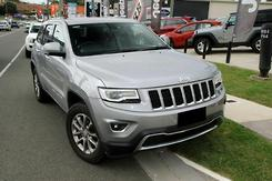 2014 Jeep Grand Cherokee Limited Auto 4x4 MY14 Automatic