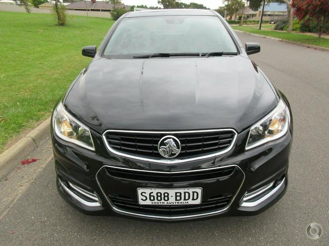 2014 Holden Commodore SS V Redline VF Manual MY15