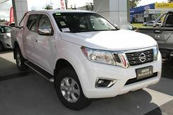 2018 Nissan Navara ST D23 Series 3 Manual 4x4 Dual Cab Manual