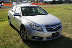 2010 Holden Cruze CDX JG Auto Automatic