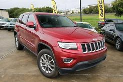 2013 Jeep Grand Cherokee Laredo Auto 4x4 MY14 Automatic