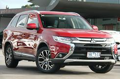 2016 Mitsubishi Outlander LS ZK Auto 2WD MY16 Automatic