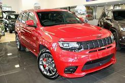 2017 Jeep Grand Cherokee SRT Auto 4x4 MY18 Automatic