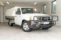 2009 Mazda BT-50 DX UN Manual Manual