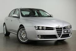 2011 Alfa Romeo 159 JTS Ti Auto MY09 Automatic