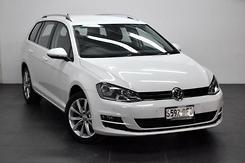 2015 Volkswagen Golf 110TDI Highline 7 Auto MY15 Automatic