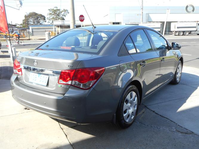 2012 Holden Cruze CD JH Series II Auto MY12