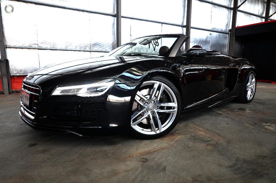 2013 Audi R8 Auto quattro MY13