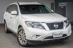 2013 Nissan Pathfinder ST R52 Auto 2WD MY14 Automatic