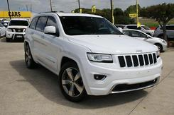 2014 Jeep Grand Cherokee Overland Auto 4x4 MY15 Automatic