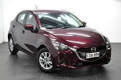 2017 Mazda 2 Maxx DJ Series Auto Automatic