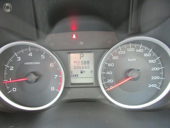 2012 Subaru XV 2.0i-L G4X Auto AWD MY12