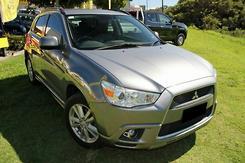 2011 Mitsubishi ASX Aspire XA Auto 4x4 MY12 Automatic