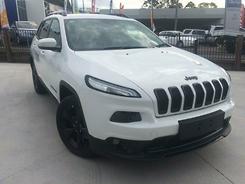 2015 Jeep Cherokee Blackhawk Auto 4x4 MY15 Automatic