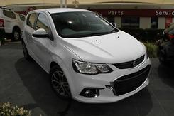2017 Holden Barina LS TM Auto MY18 Automatic