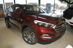 2017 Hyundai Tucson Active X Auto 2WD MY17 Automatic