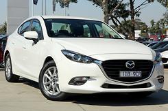 2016 Mazda 3 Maxx BN Series Auto Automatic