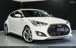 2017 Hyundai Veloster SR Turbo Auto Automatic