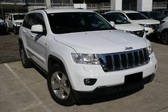 2012 Jeep Grand Cherokee Laredo Auto 4x4 MY13 Automatic
