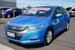 2011 Honda Insight VTi Auto Automatic