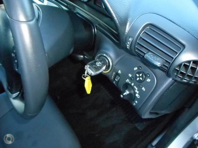 2010 Mercedes-Benz CLC200 Kompressor Auto