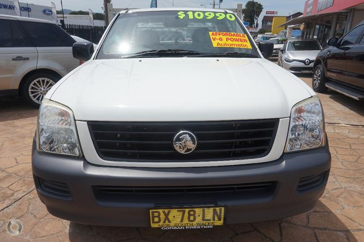 2006 Holden Rodeo LX RA Auto MY06