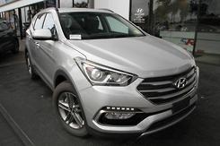 2017 Hyundai Santa Fe Active Auto 4x4 MY17 Automatic