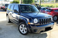 2013 Jeep Patriot Sport Manual 4x2 MY13 Manual