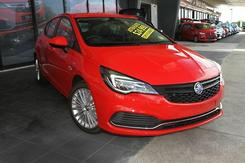 2017 Holden Astra R+ BK Auto MY17 Automatic