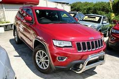 2013 Jeep Grand Cherokee Laredo Auto 4x4 MY13 Automatic