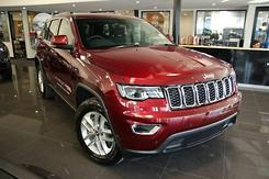2017 Jeep Grand Cherokee Laredo Auto 4x4 MY18 Automatic