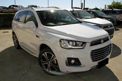 2016 Holden Captiva LTZ CG Auto AWD MY17 Automatic