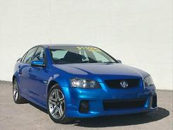2011 Holden Commodore SV6 VE Series II Auto Automatic