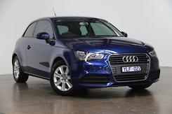 2011 Audi A1 Attraction Auto MY11 Automatic