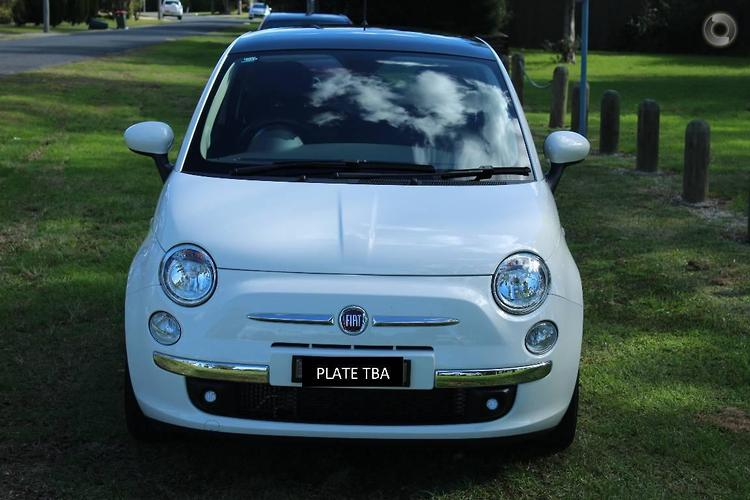 2013 Fiat 500 Lounge Auto