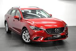 2017 Mazda 6 Touring GL Series Auto Automatic